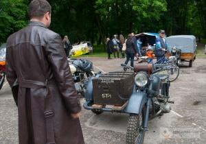 Weterani szos po raz osiemnmasty w Mińsku