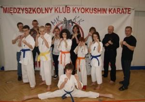 Kolejne sukcesy mińskich karateków