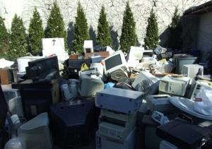 Zbiórka elektrośmieci u Salezjanów