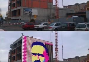 Projekt muralu z Marszałkiem wybrany