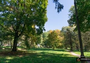 Jesienny Park Miejski - fotoreportaż