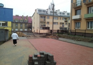 Powstaje łącznik między ulicami Siennicką i Błonie