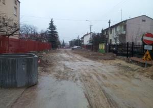 Rozbudowa ul. Jana Długosza