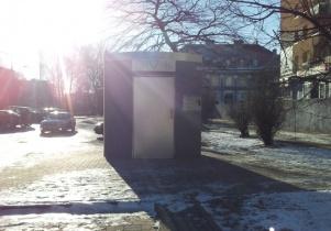 Toaleta, która wysyła SMS-y