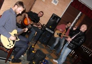 Bluesowy wieczór w Corridzie