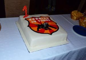 1. urodziny pubu Corrida De Toros