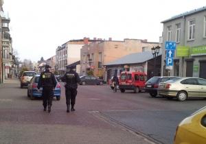Więcej patroli prewencyjnych na ulicach miasta