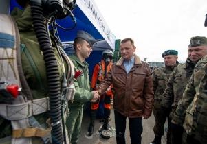 """Piknik wojskowy """"20 lat Polski w NATO"""""""