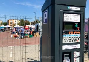 Rozszerzenie strefy płatnego parkowania