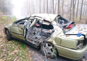 Kolejny tragiczny wypadek na drogach Powiatu Mińskiego
