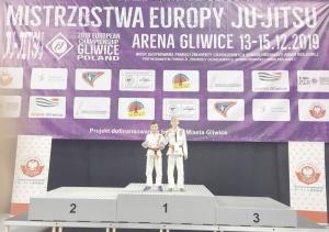 Zawodnicy klubu Grappler na Mistrzostwach Europy Ju-Jitsu i Polish Open Ne Waza