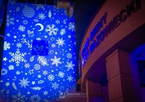 Świąteczna dekoracja na Urzędzie Gminy