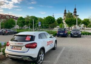 Samochody na minuty PANEK CarSharing już dostępne w Mińsku Mazowieckim