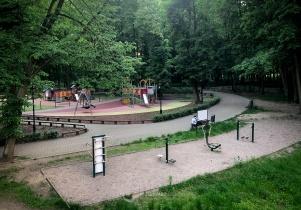 Place zabaw i siłownie otwarte