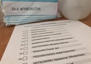Jak głosowali  mieszkańcy miasta i powiatu w wyborach prezydenckich?