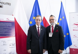 Mińsk Mazowiecki przystąpił do Samorządowego Komitet na rzecz upamiętnienia Bitwy Warszawskiej