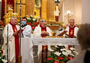 Msza święta z udziałem Nuncjusza Apostolskiego w 100. rocznicę Bitwy Warszawskiej