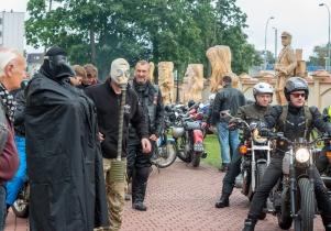 Pandemiczny Rajd Motocyklowy