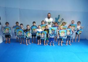 Sportowe wakacje z brazylijskim jiu jitsu dobiegły końca!