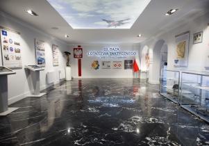 Kultura w Sieci: Sala tradycji 23. Bazy Lotnictwa Taktycznego