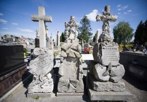 Kultura w Sieci: Cmentarz parafialny w Mińsku Mazowieckim