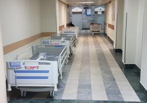 Trafią do mińskiego szpitala