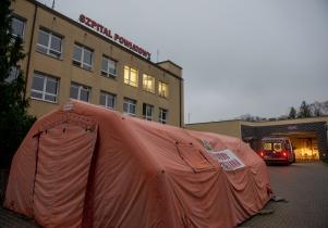 Poseł Czesław Mroczek o przekształceniu szpitala w Mińsku Mazowieckim