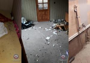 Nastolatkowie dokonali zniszczeń na 10 tys. złotych