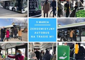 Kolejny elektryczny autobus w Mińsku