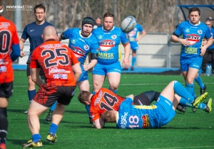 RC Mazovia wygrywa z Rugby Team Olsztyn