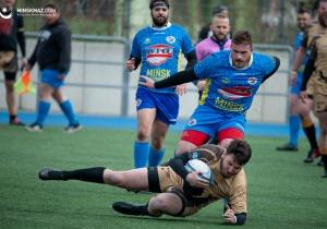 Wróciła 2 Liga Rugby