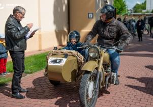 Motocyklowy Rajd 600-lecia - fotoreportaż