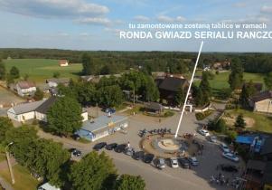 Rondo Gwiazd Serialu Ranczo