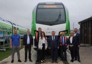 Nowy FLIRT na trasie do Mińska Mazowieckiego