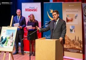 """Prezentacja znaczka """"Mińsk Mazowiecki"""" oraz koncert """"Blask Niepodległej"""""""