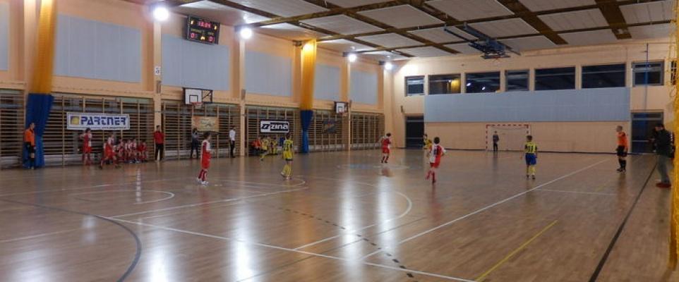 Mińsk Maz Cup 2013 - turniej halowy piłki nożnej