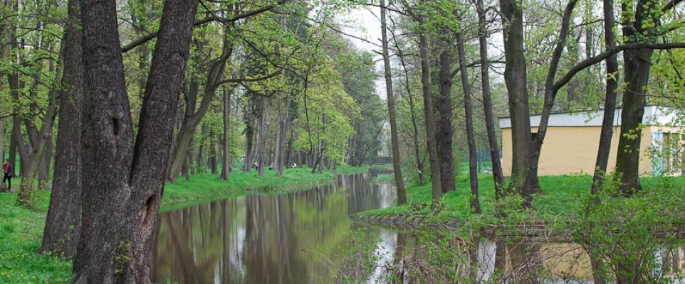 Wiosenny Park Miejski