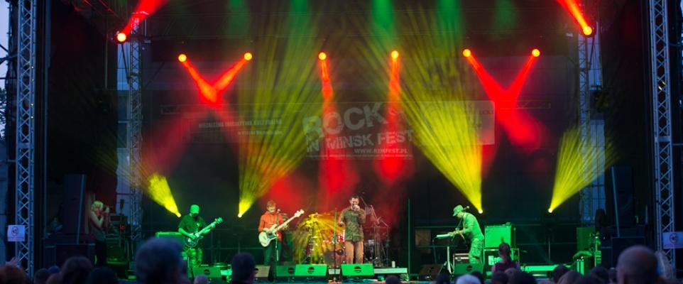 Festiwal 4M 2013 – VII Rock In Mińsk Fest.