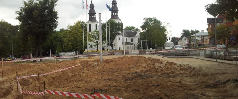 Trwa rozbudowa Starego Rynku