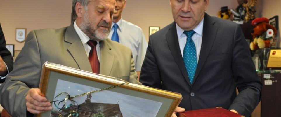 Wizyta Ministra Gospodarki w Mińsku Maz.