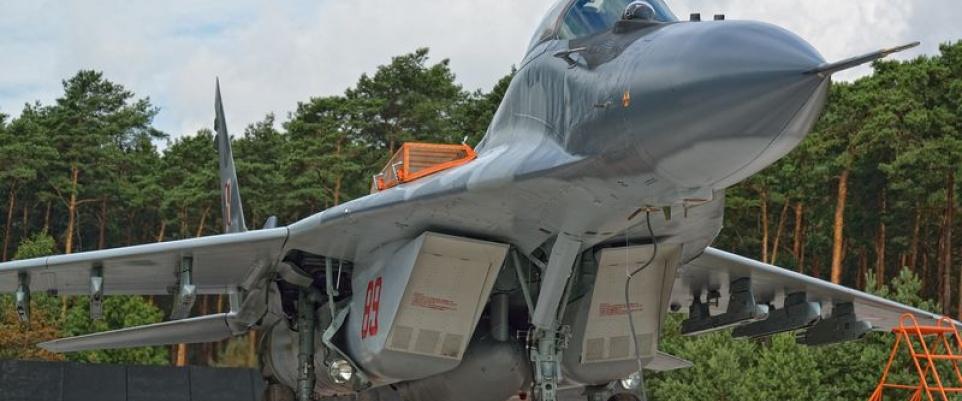 Unowocześniony MiG-29 już w Mińsku