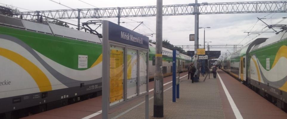 Projekt rozkładu jazdy pociągów 2013/2014
