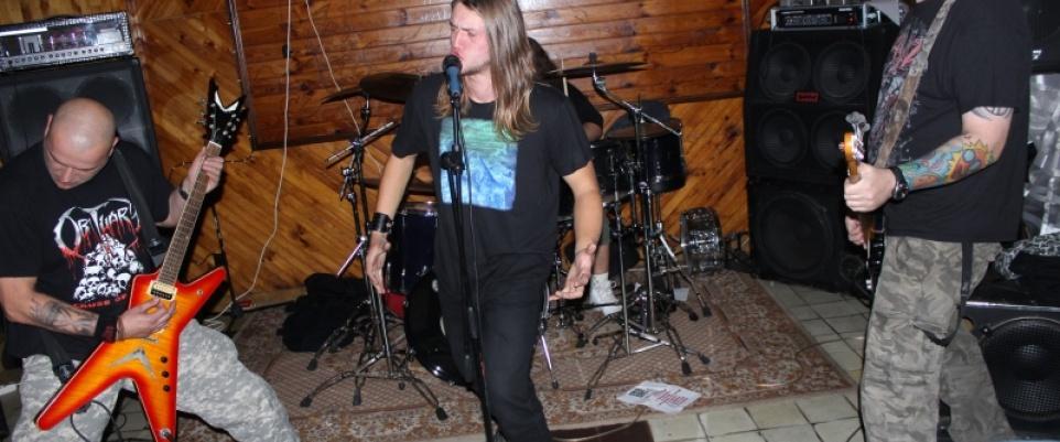 Koncert Grim Orange Dice, Dead Space, Darkpast, FireGarden w Dujerze