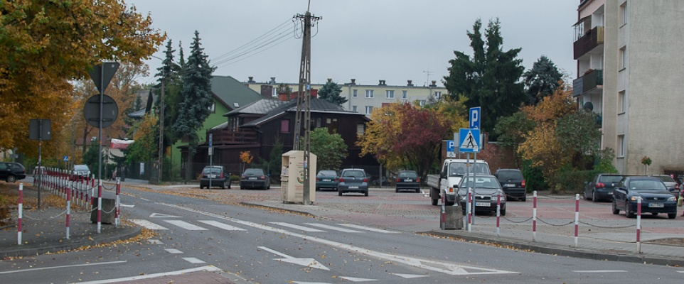 Nowy parking przy ul. Szczecińskiej