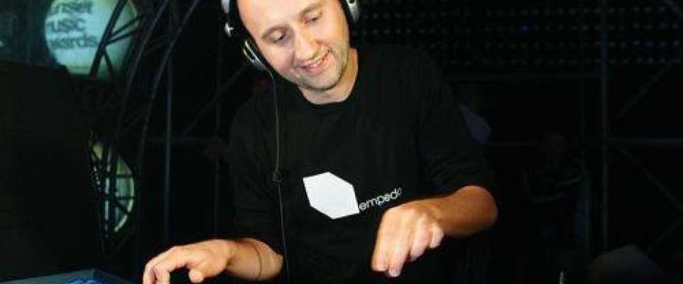 DJ W aka Double U w Mińsku