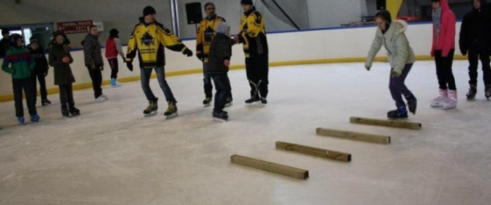 Hokej dla najmłodszych