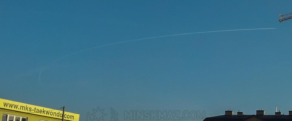 AWACS na południowo-wschodnim niebie