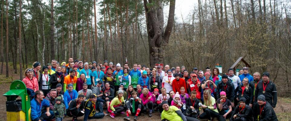 VI Walentynkowy Bieg pod Najstarszą Sosną w Polsce