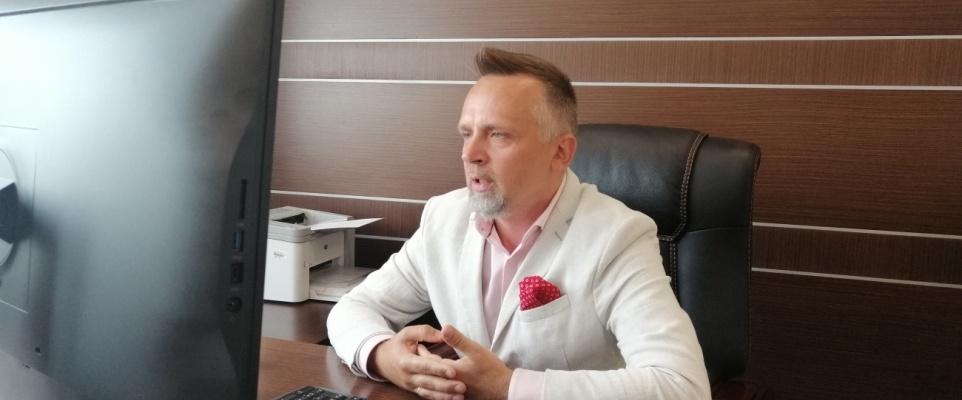 """Pierwsze """"Q&A"""" burmistrza Mińska Mazowieckiego"""
