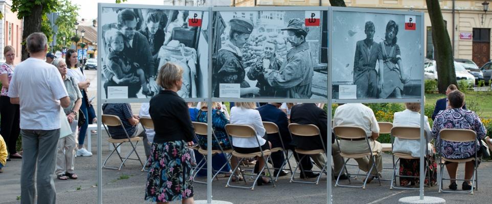 Miejskie Obchody 75. rocznicy wybuchu Powstania Warszawskiego